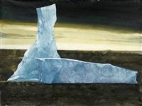 icebergs, antarctica by scott kelley