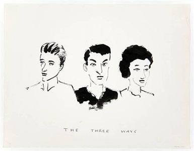 the three ways by william wegman