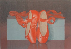 toe shoes by mark adams