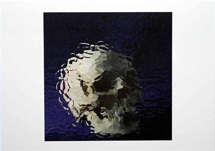 skull by marcus harvey