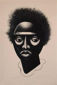 black girl by elizabeth catlett