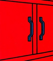 we wanted to bleed the silence by patrick caulfield