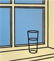 oh, helen, i roam my room by patrick caulfield