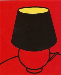 i've only the friendship of hotel rooms by patrick caulfield