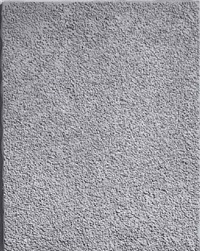 achrome (sassi) by piero manzoni
