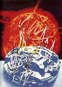 sun sets on the time zone by james rosenquist