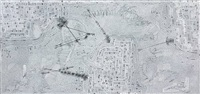 untitled (war drawing) by kim jones