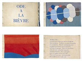ode a la bievre - deluxe edition (close up view) by louise bourgeois