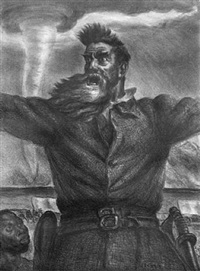 john brown by john steuart curry