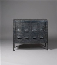 commode primitive by ingrid donat