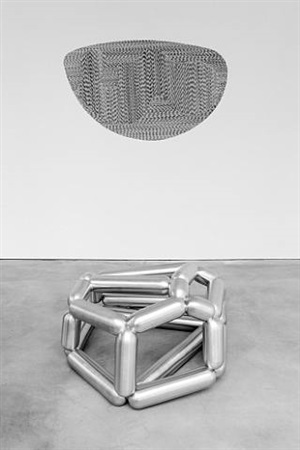 installation view by richard deacon