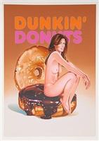 dunkin' donuts by mel ramos