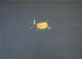 exploding cheese by ed ruscha