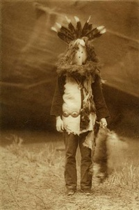 haschelti, navaho by edward sheriff curtis