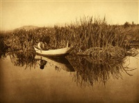 the klamath hunter by edward sheriff curtis