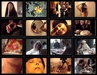 intra-venus tapes, 1990-1993 by hannah wilke
