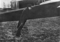 levent de l'helice de l'aeroplane ensault pelterie by jacques henri lartigue