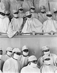 doctores, hospital juárez by manuel alvarez bravo