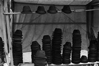 sombreros, ecuador by manuel alvarez bravo