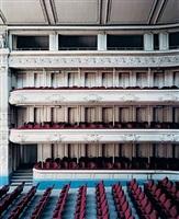 conservatoire royal bruxelles/koninklijk conservatorium brussel iii by candida höfer