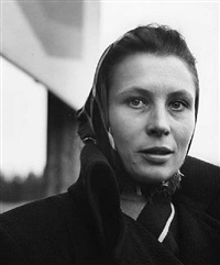 siberian girl (1957) by chris marker