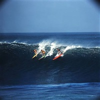 waimea bay (no. 61) by leroy grannis
