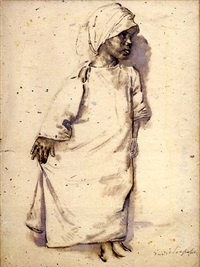 study of an arab girl by erich wolfsfeld