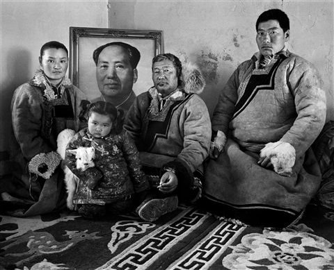 mongolian yurts songlai age 50 and his family inner mongolia march by a yin