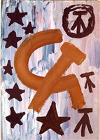 untitled by a.r. penck