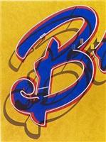 an american alphabet: b by robert cottingham