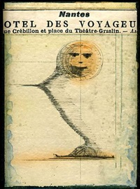 the smile in the gift shop by joseph cornell
