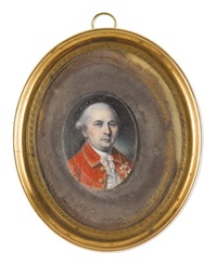 sir henry clinton by charles willson peale