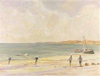 fishermen, tangiers by hazard durfee