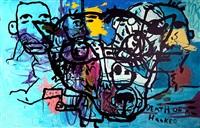 untitled (dead hooker) by bjarne melgaard