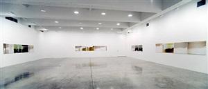installation view, tanya bonakdar gallery, new york by uta barth