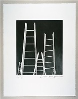 the ladders by louise bourgeois