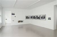 installation view galerie barbara weiss by boris mikhailov