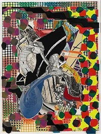 the affidavit by frank stella