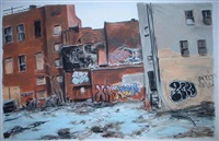 lot, 2nd and 2nd by james romberger