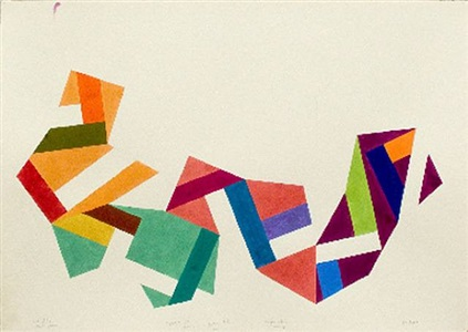 mel bochner color as shapeshape as color a wall painting and related drawings from the 1970s by mel bochner