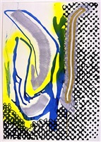 untitled by sigmar polke