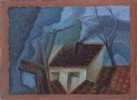 la maisonnette by juan gris