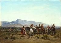 retour de chasse by georges washington