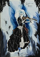 sisters of the moon, fantasia by leonora carrington