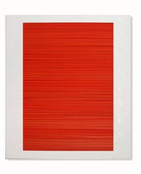 untitled (red) by lars strandh