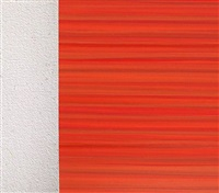 untitled (red)- detail by lars strandh