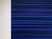untitled (blue)- detail by lars strandh