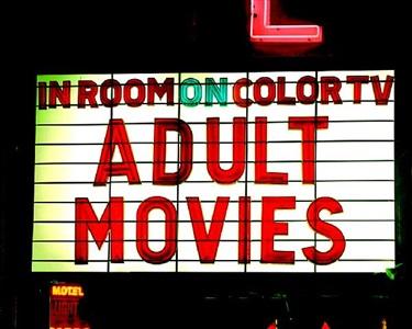 adult movies, las vegas by albert watson