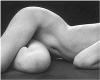 hips horizontal by ruth bernhard