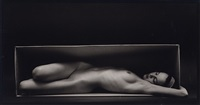 in the box - horizontal by ruth bernhard